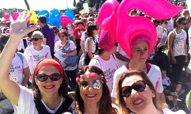Race for the Cure 2018: tutti insieme contro il tumore al seno