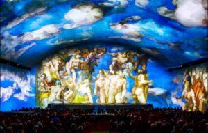 giudizio universale michelangelo e i segreti della cappella sistina roma