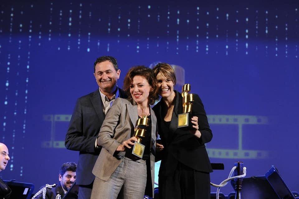 La Pellicola d'Oro 2018 premia le maestranze del dietro le quinte del Cinema