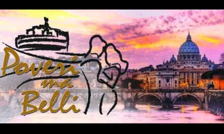 """Il 10 giugno inizia """"POVERI MA BELLI"""" la manifestazione sul Tevere di musica arte spettacolo e sociale"""