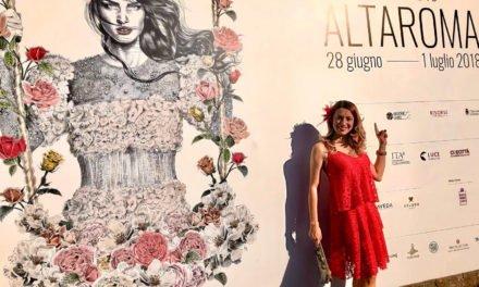 ALTAROMA 2018, l'Alta Moda è di scena a Roma