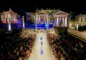altaroma altamoda 2018 tributo renato balestra cinecittà 1