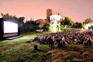 cinema in piazza roma parco della cervelletta