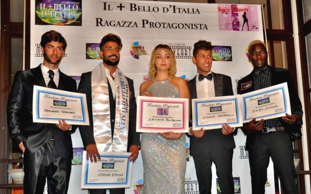 Il + Bello d'Italia & Ragazza Protagonista 2018: al via la prima tappa delle selezioni regionali del concorso