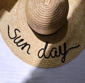 cappelli di paglia tendenza estate eugenia kim sun