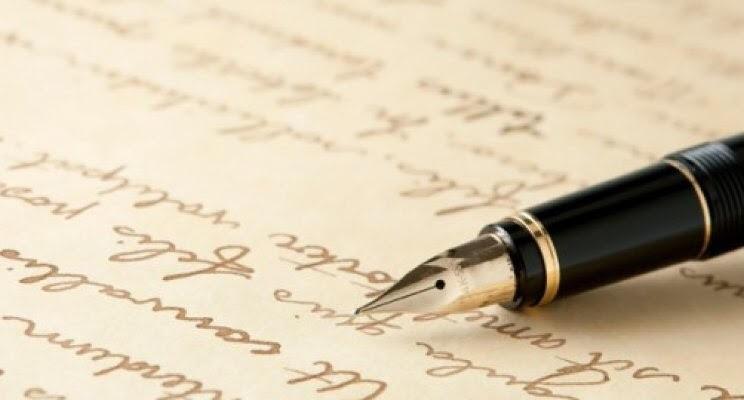 regalare fiori scrivere una lettera