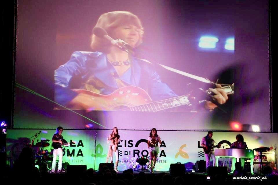 Abba Celebration – The Inspiration sulle sponde del Tevere