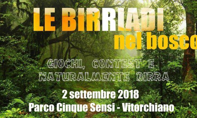 Le Birriadi del Parco dei Cinque Sensi a Vitorchiano