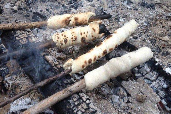 birriadi parco dei cinque sensi pane al bastone