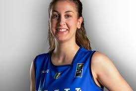 college basketball tour roma elisa penna nazionale