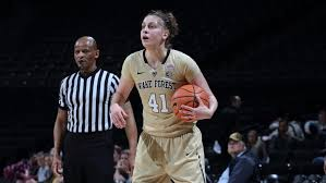 college basketball tour roma elisa penna wake forest