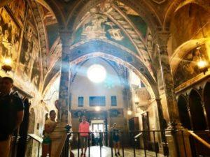 vivere l'aniene subiaco monastero san benedetto la spelonca santuario del sacro speco interno1