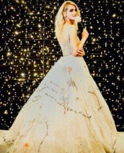 matrimonio chiara ferragni e fedez secondo abito dior