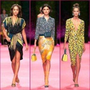 tendenze sfilate primavera estate 2019 milano fashion week elisabetta franchi
