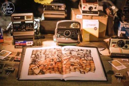 vintage market roma 10 anni largo venue polaroid