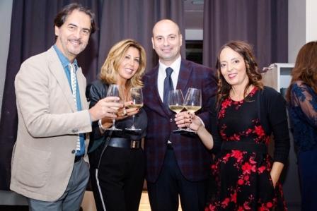Antonio Falanga, Tina Vannini, Gino Tozzi e grazia Marino