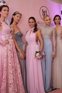 Cira Lombardo tra le modelle