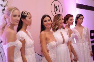 Elisabetta Gregoraci e Maria Laurenza tra le modelle