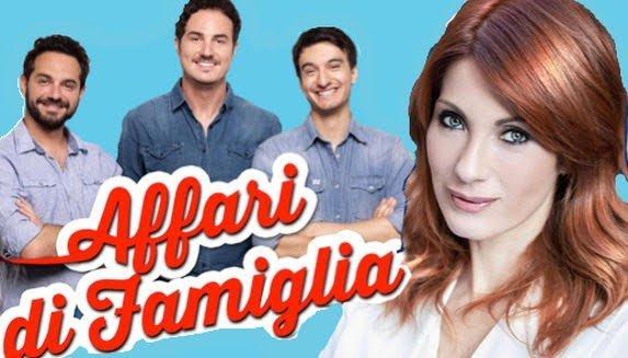 """Stasera il debutto di """"Affari di Famiglia"""" al Teatro Tirso"""