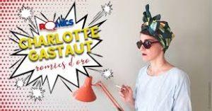romics 2018 charlotte gastaut