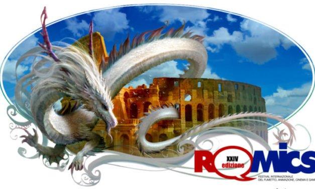 Romics ottobre 2018 alla Fiera di Roma
