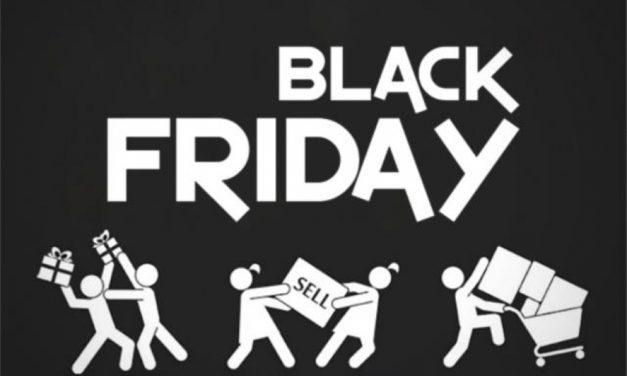 Black Friday 2018 pronte per lo shopping?