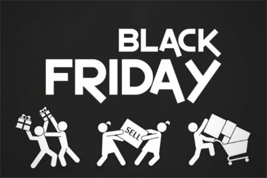 Black Friday 2018 pronte per lo shopping?