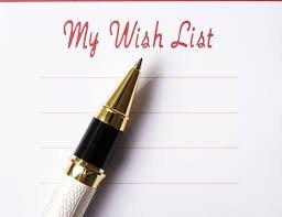 wish list black friday