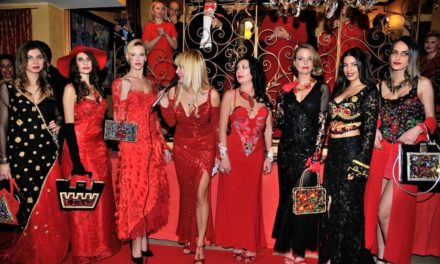 """Christmas of Fashion 2018"" Gran Gala di Moda e Solidarietà"