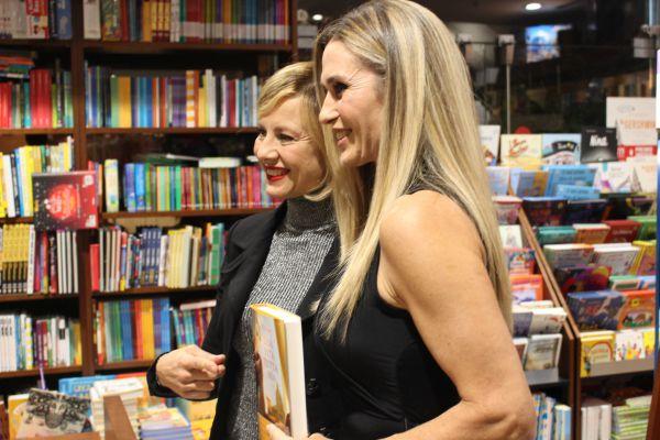 Jill Cooper e Antonella Elia