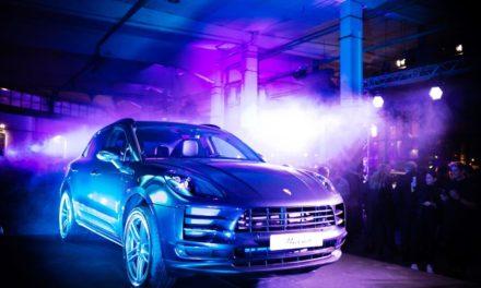 Presentata a Roma la nuova Porsche Macan