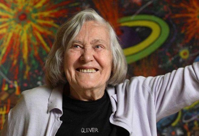 Torna la SIGNORA DELLE STELLE concorso d'arte dedicato a Margherita Hack