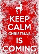 regali natale keep calm
