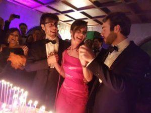 Laura Biagiotti Pieralisi festa di compleanno 2