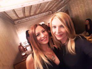 Laura Biagiotti Pieralisi festa di compleanno elenia scarsella e antonietta di vizia