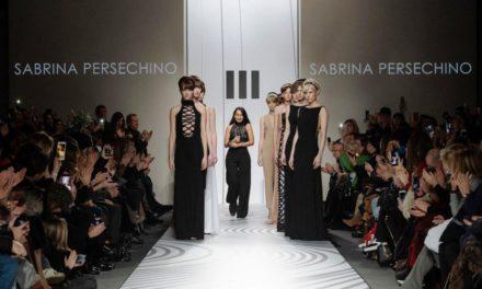 Sabrina Persechino brilla ad Altaroma