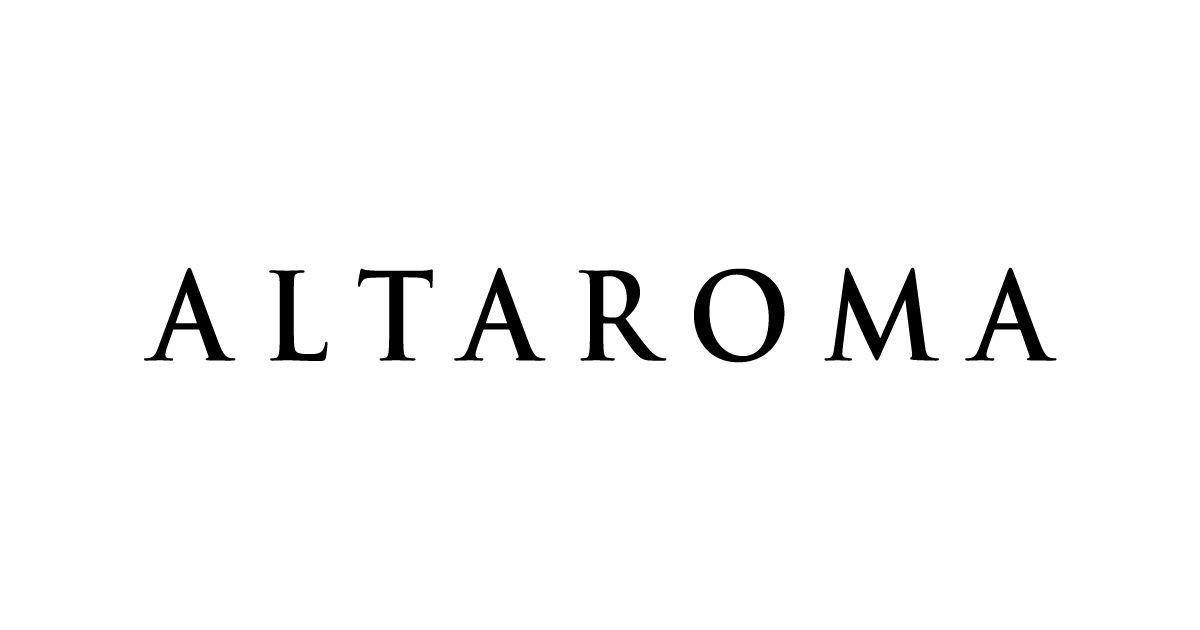 altaroma 2019 gennaio logo