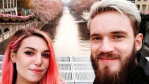 tc candler list the most beautiful faces of 2018 marzia bisognin e pewdiepie
