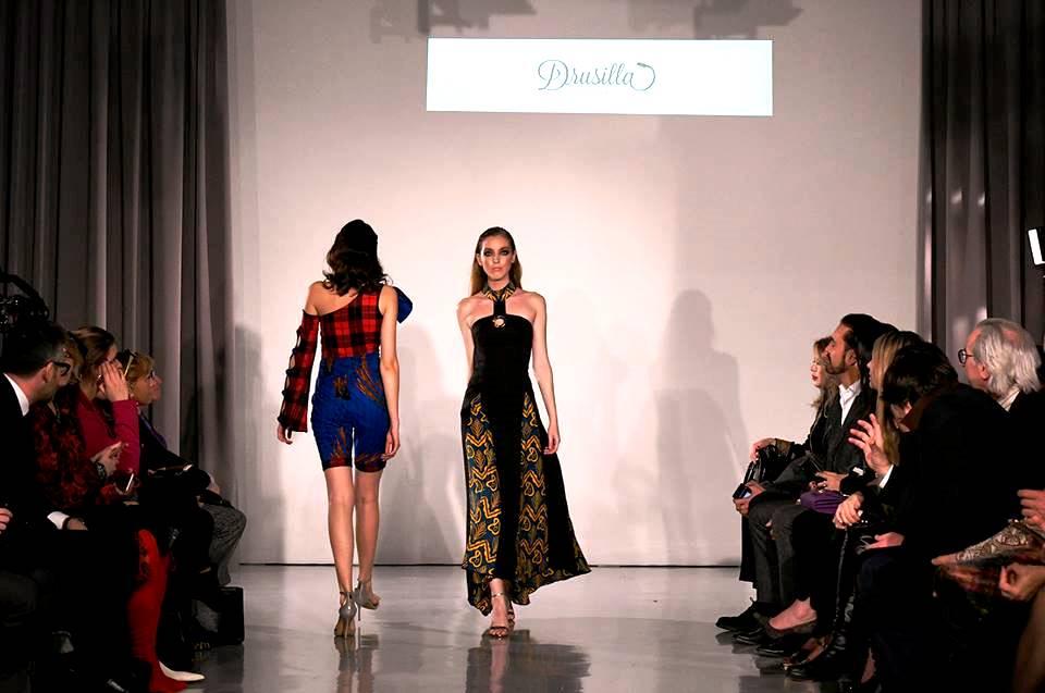 Lucilla Ferretti per Drusilla Clothing Model Chatelet