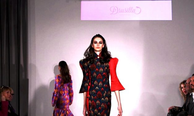 Drusilla Clothing da' il via alla Fashion Week milanese