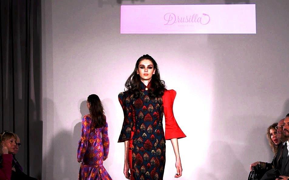 Drusilla Clothing da' il via alla Fashion Week milanese