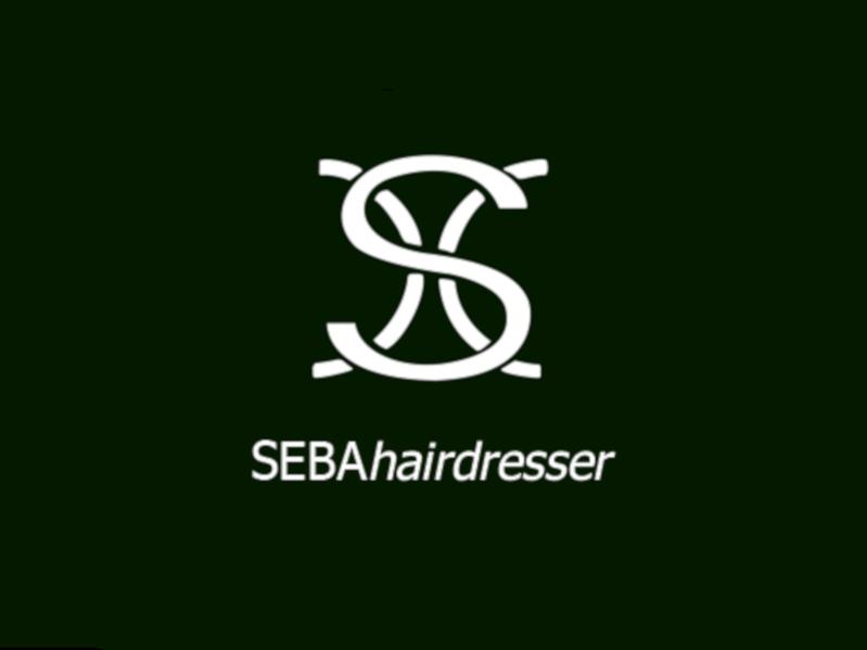seba hairdressere roma logo