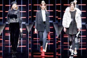 Milano fashion week armani 1