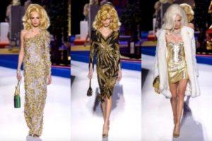 Milano fashion week moschino 1