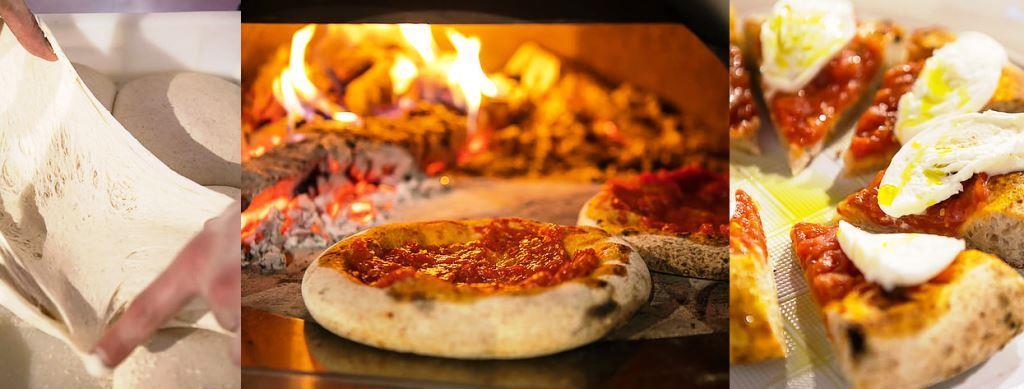 La Citta' della pizza a Roma dal 12 al 14 aprile