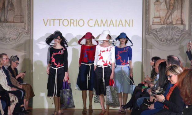 Vittorio Camaiani presenta la nuova collezione spring/summer 2019