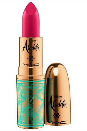 make up cartoon mac alladin immagine rossetto lipstick
