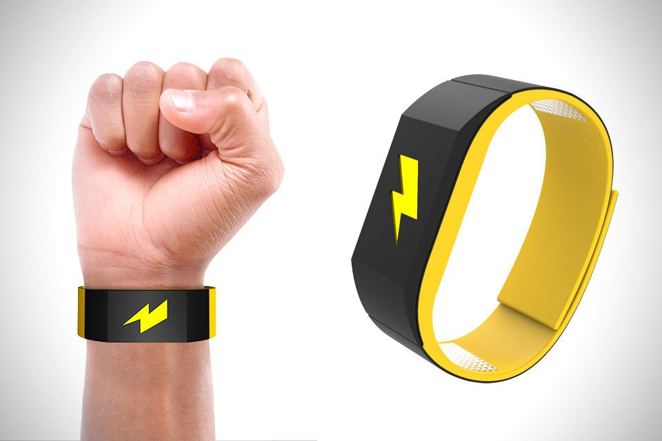 Pavlok il bracciale  anti shopping