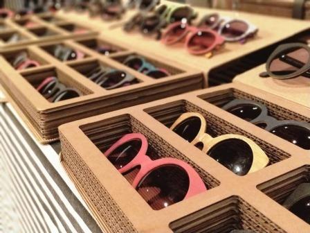 uptidude occhiali sole vista riciclati