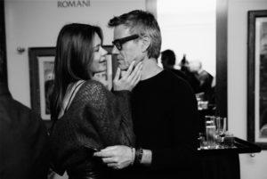 Jimmy Ghione con la fidanzata Daria Baykalova TRENDY Hand Free